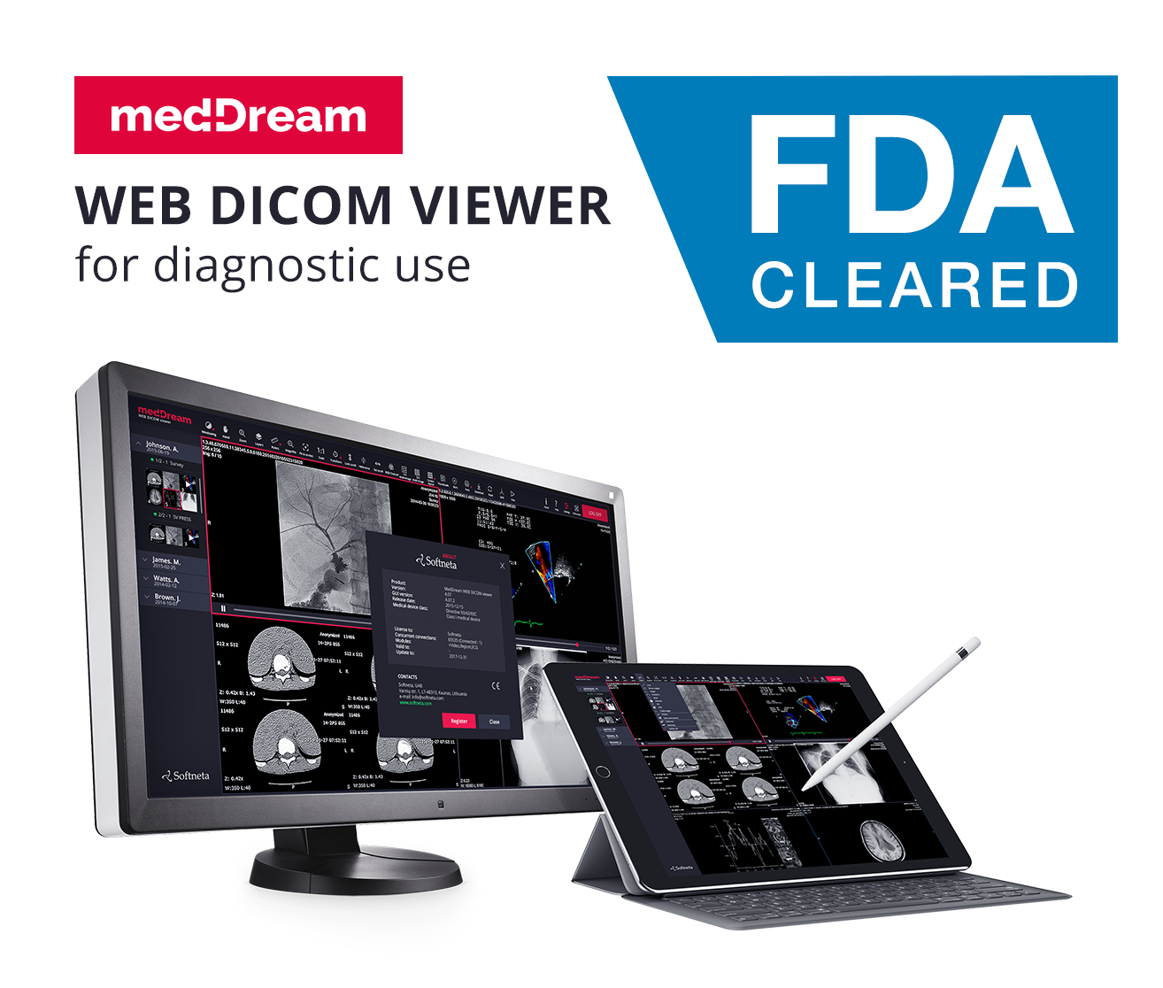 DICOM Library - About DICOM Library online viewer